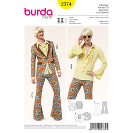 Burda patroon nr: 2374