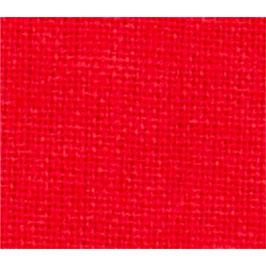 Uni kleur stof rood
