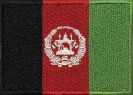 Vlag applicatie van Afghanistan