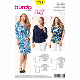 Burda patroon nr: 6785