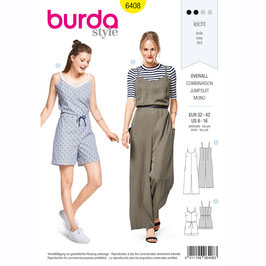 Burda patroon nr: 6408