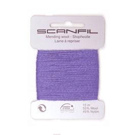 Stopwol van Scanfil lavendel