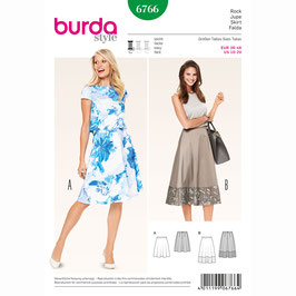 Burda patroon nr: 6766