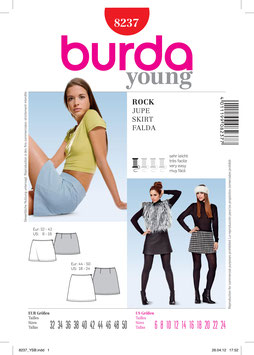 Burda patroon nr: 8237
