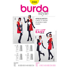 Burda patroon nr: 2383