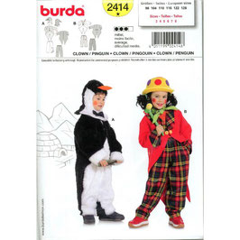 Burda patroon nr: 2414