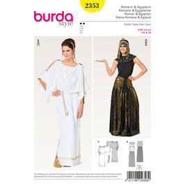 Burda patroon nr: 2353
