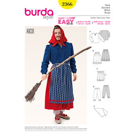 Burda patroon nr: 2366