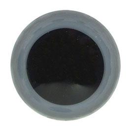 Veiligheidsogen 15 mm grijs