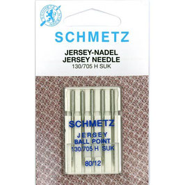 Schmetz Jersey 130/705 H SUKS 80-12