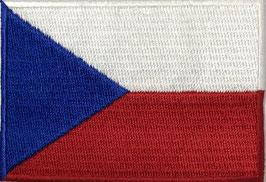 Vlag applicatie van Tsjechië