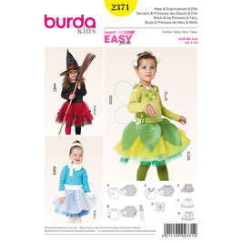 Burda patroon nr: 2371