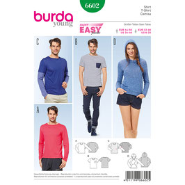 Burda patroon nr: 6602