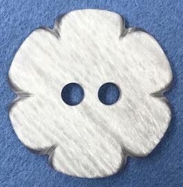 Witte bloemknoop 2 gaats