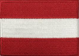 Vlag applicatie van Oostenrijk