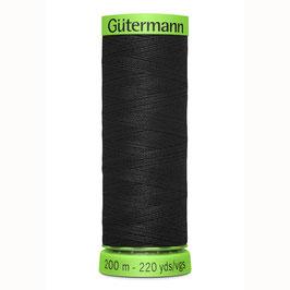 Gütermann extra fijn garen kleur nr: 000
