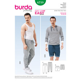 Burda patroon nr: 6719