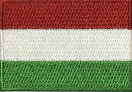 Vlag applicatie van Hongarije