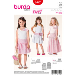 Burda patroon nr: 9442