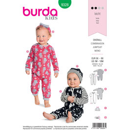 Burda patroon nr: 9328