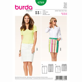 Burda patroon nr: 6769