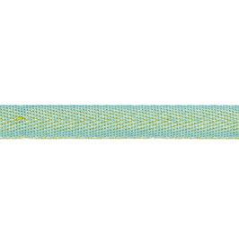 Keperband van polyester 10 mm mint