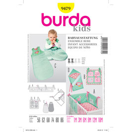 Burda patroon nr: 9479