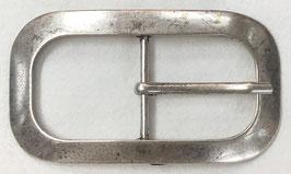 Metalen gesp rechthoek worn look nr:932