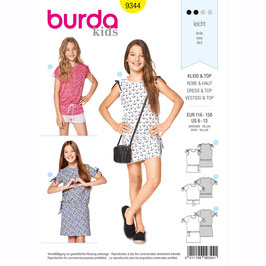 Burda patroon nr: 9344