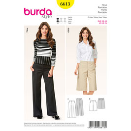 Burda patroon nr: 6613
