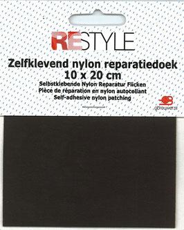 Zelfkevend nylon reparatiedoek bruin