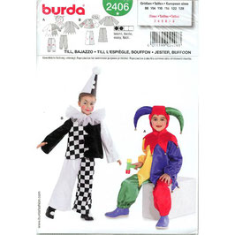 Burda patroon nr: 2406