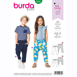 Burda patroon nr: 9342