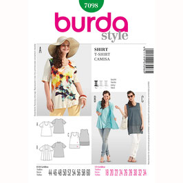 Burda patroon nr: 7098