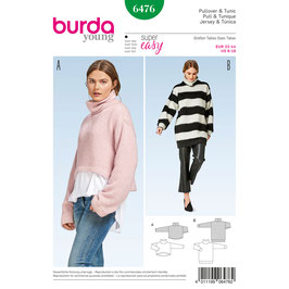 Burda patroon nr: 6476