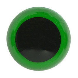 Veiligheidsogen 6 mm groen