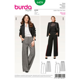 Burda patroon nr: 6470