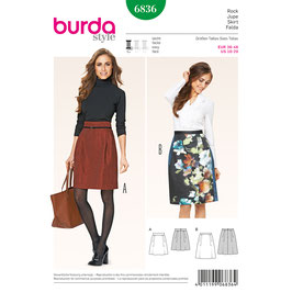 Burda patroon nr: 6836