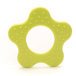 Groene ster met ribbel bijtring van Durable.