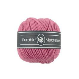 Durable Macramé Col. 228 raspberry