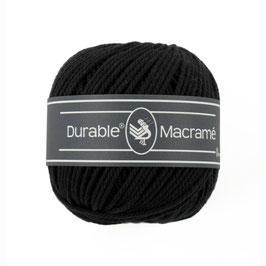 Durable Macramé Col. 325 black