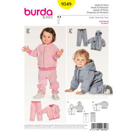 Burda patroon nr: 9349