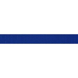Nylon tassenband kobalt blauw