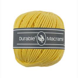 Durable Macramé Col. 2180 bright yellow