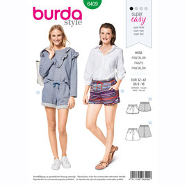 Burda patroon nr: 6409