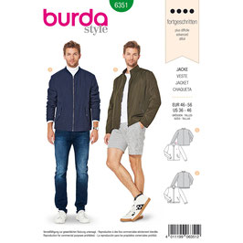 Burda patroon nr: 6351