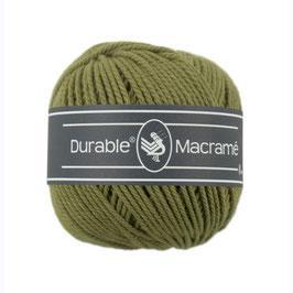Durable Macramé Col. 2168 khaki