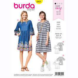 Burda patroon nr: 6401