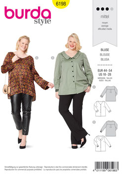 Burda patroon nr: 6198