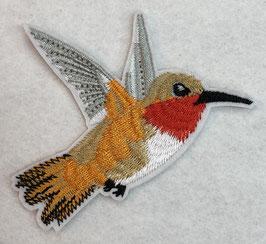Kolibrie vogeltje applicatie